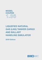 Picture of KTA136E e-reader: LNG Tanker Cargo & Ballast Handling Simulator, 2019 Edition