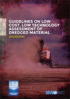 Picture of K540E Guidelines on assessment of dredged material, 2015 Edition, e-reader