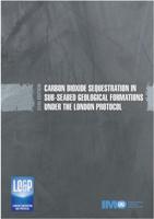 Picture of K546E Carbon Dioxide Sequestration, 2016 Edition, e-reader