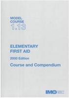 Picture of ETA113E  e-book: Elementary First Aid