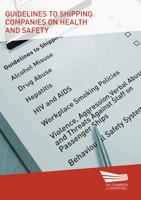 Picture of Guidelines to Shipping Companies on Health and Safety