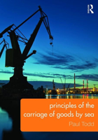Picture of Principles of the Carriage of Goods by Sea