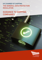 Picture of The General Data Protection Regulation Guidance to Shipping Companies