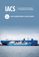 Picture of LNG Bunkering Guidelines (IACS Rec 142)