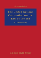 Picture of The United Nations Convention on the Law of the Sea: A Commentary