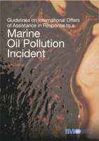 Picture of K558E Response to Marine Oil Pollution Incident, 2016 Edition, e-reader
