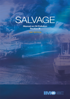 Picture of KA566E e-reader: Manual on Oil Pollution III - Salvage, 1997 Edition