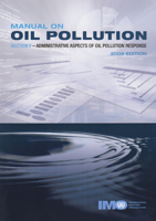 Picture of KA572E Manual on Oil Pollution V - Administrative Aspects of Oil Pollution Response, 2009 Edition, e-reader