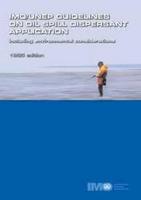 Picture of EA575E Oil Spill Dispersant Application, 1995 Edition, e-book