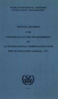 Picture of E423E Compensation Fund Records for Oil Pollution Damage, 1978 Edition, e-book