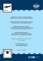 Picture of E370M e-book: Guidance Signs for Airports & Marine Terminals, 1995 Multilingual Edition