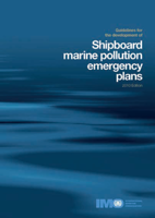 Picture of IB586E Shipboard Marine Pollution Emergency Plans, 2010 Edition