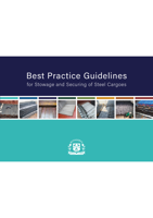 Picture of Best Practice Guidelines for Stowage and Securing of Steel Cargoes