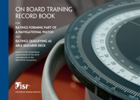 Picture of On Board Training Record Book for Deck Ratings