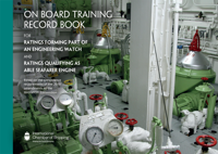 Picture of On Board Training Record Book for Engine Ratings