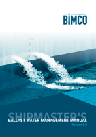 Picture of Shipmaster's Ballast Water Management Manual, BIMCO, Version 2.0
