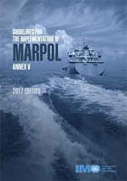Picture of KC656E Guidelines for the Implementation of MARPOL Annex V, e-reader