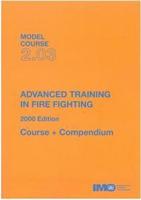 Picture of ETA203E e-book: Advanced Training in Fire Fighting, 2000 Edition
