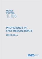 Picture of ET124E Model Course: Proficiency in Fast Rescue Boats, 2000 Edition, e-book