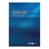 Picture of I450E International Conference on Salvage, 1989 Edition