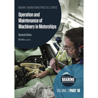 Picture of MEP Series: Volume 2 Part 18: The Operation and Maintenance of Machinery in Motorships, 2020 Ed.