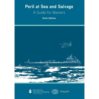 Picture of Peril at Sea and Salvage: A Guide for Masters. Sixth Edition