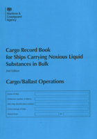 Picture of Cargo Record Book for Ships Carrying Noxious Liquid Substances in Bulk: Cargo/Ballast Operations 2nd ed., 2006