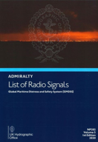 Picture of ADMIRALTY List of Radio Signals - NP285 Vol. 5 (GMDSS) 2020/21