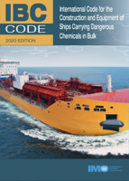 Picture of IE100E IBC Code 2020 Edition