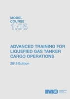 Picture of ET105E Advanced Training for Liquefied Gas Tanker Cargo Ops, 2015, e-book