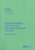 Picture of TB702E Chief Engineer Officer & 2nd Engineer Officer, 2014 Edition