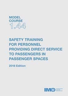 Picture of KT144E Safety Training for Personnel Providing Direct Service to Passengers in Passenger Spaces, 2018, e-reader