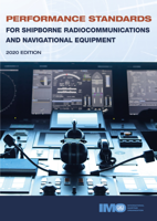 Picture of IF978E Performance Standards for Shipborne Radio-Communications and Navigational Equipment, 2020 Edition
