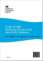 Picture of Code of Safe Working Practices for Merchant Seafarers 2015 Edition - Amendment 5, October 2020