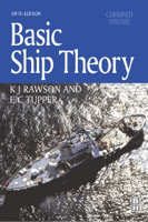 Picture of Basic Ship Theory, Combined Volume 5th Edition