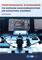 Picture of KF978E Performance Standards for Shipborne Radio-Communications and Navigational Equipment, 2020 Edition, e-reader