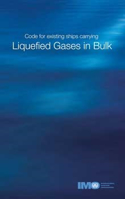 Picture of E788E e-book: Code for Existing Ships Carrying Liquefied Gases in Bulk