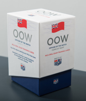 Picture of Officer Of The Watch (OOW) Training Flip Cards