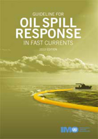 Picture of I582E Guideline for Oil Spill Response in fast currents, 2013 Edition