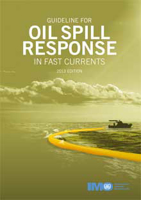 Picture of K582E e-reader: Guideline to Oil Spill Response in fast currents, 2013 Edition