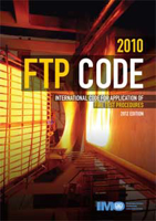 Picture of IC844E Fire Test Procedures (FTP Code) 2012 Edition
