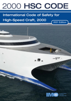 Picture of KB185E e-reader: High Speed Craft (2000 HSC) Code, 2021 Edition