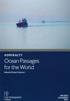 Picture of ADMIRALTY Ocean Passages for the World Volume 1 - Atlantic Ocean