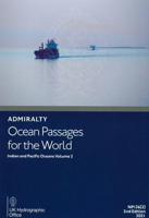 Picture of ADMIRALTY Ocean Passages for the World Volume 2 - Indian and Pacific Oceans