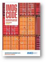 Picture of IM200E IMDG Code 2020 (inc. Amendment 40-20)