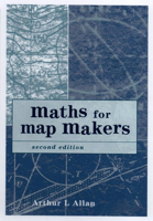 Picture of Maths for Map Makers, 2nd Edition