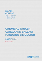 Picture of ET137E e-book: Chemical Tanker Cargo and Ballast Handling Simulator, 2007 Edition