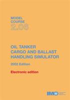 Picture of ETA206E e-book: Oil Tanker Cargo and Ballast Handling Simulator, 2002 Edition