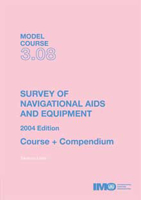 Picture of ETA308E e-book: Survey of Navigational Aids and Equipment, 2004 Edition