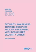 Picture of ETA324E e-book: Security Awareness Training for Port Facility Personnel with Designated Security Duties, 2018 Edition